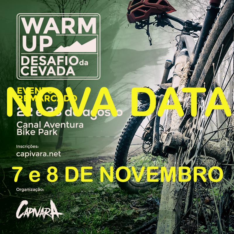 WARM-UP DESAFIO DA CEVADA